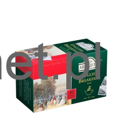 Ahmad Tea ENGLISH BREAKFAST 40 Tb bez Zawieszki