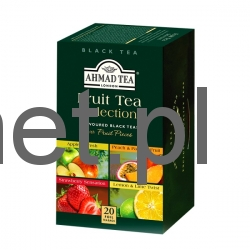 Ahmad Tea FRUIT TEA SELECTION 20tb w Alu Kopertach