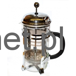 DZBANEK ZAPARZACZ TYPU FRENCH PRESS 1000 ml
